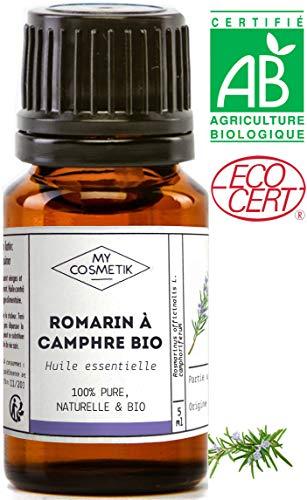 Etherische olie van Kamijzer Rozemarijn BIO - MyCosmetik - 30 ml