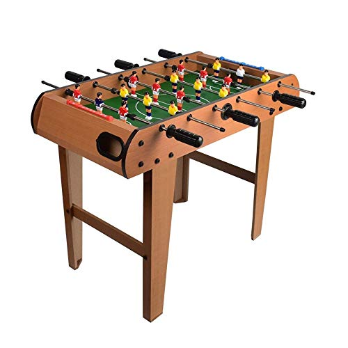 Folding Table Football, Portable Adult and Child Parent-Child Interactive Multiplayer Casual Football Game Size 37 68 56 cm