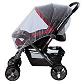 Salver Ultra-Thin Breathable Fully Covered Baby Stroller Mosquito Net