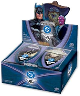DC VS System Trading Card Game Origins Booster Box 24 Packs [Toy]