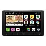 Navegación de Video del automóvil ATOTO S8 Premium Android en el Tablero S8G2114PM-[IAH10D/Pantalla QLED], Bluetooth Dual con aptX HD,Android Auto y CarPlay,estacionamiento HD VSV con LRV, SCVC y más