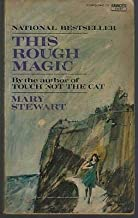 This Rough Magic by Mary Stewart 1966 Vintage Paperback Gothic Mystery