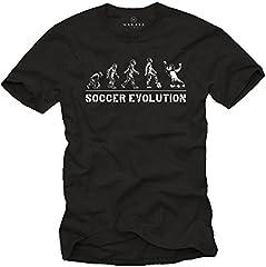 MAKAYA Camisetas de Futbol Soccer Evolución