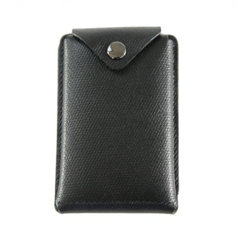 薄いカードケース abrAsus ブラック