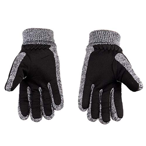 Willlly mannen Antislip Warm Motorcycle Casual Ski Chic sneeuw snowboard handschoenen Classic Winter Thick Warm Gloves