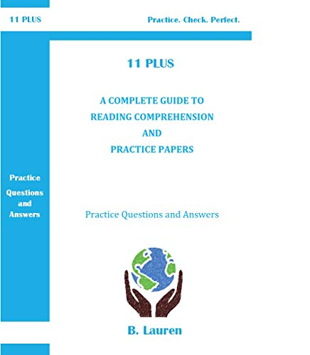 A Complete Guide to Reading Comprehension: Practice Papers (English Edition)