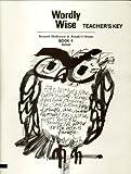 Wordly Wise, Book 4, Grade 7-Teacher