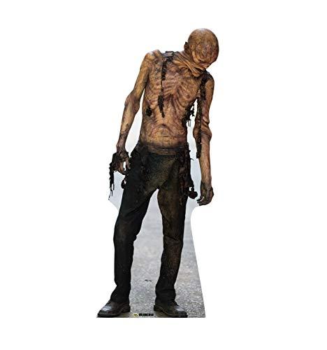 Cardboard People Walker 3 Aufsteller aus Pappe, Lebensgröße, AMC's The Walking Dead