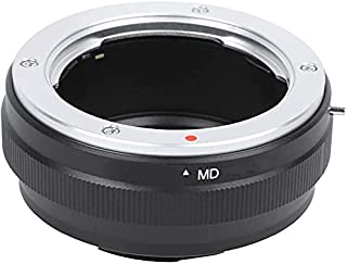 Manual Focus Lens Adapter Ring, Metal Manual Operation MF Camera Mount Converter, for EF/EFS Lenses to for EF?M Mirrorless...