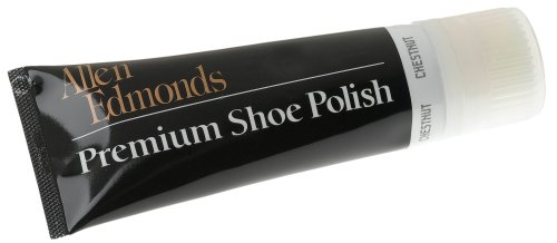 Allen Edmonds Men's Premium Shoe Polish ,Chili,No Size