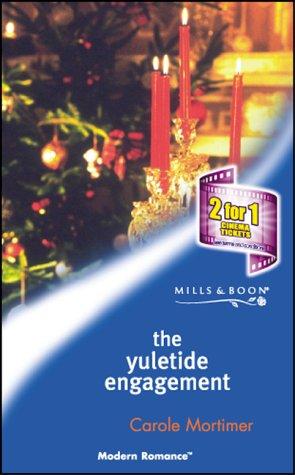 The Yuletide Engagement (Modern Romance)