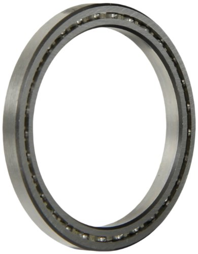 RBC SAA15CL0 Thin Section Ball Bearing, 440C Stainless Steel, Unsealed, Radial C-Type, 1.5
