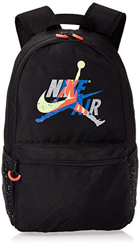 Nike Air Jordan Jumpman Classics Daypack (One Size, Black/Multi)