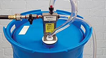 HydroMaster Drum/Wall Mount Venturi Mixer Model 206 for Coolants & Cleaners