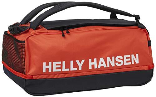 Helly Hansen HH Racing Bag Bolsa de Deporte  Unisex Adulto  Cherry Tomato  44L