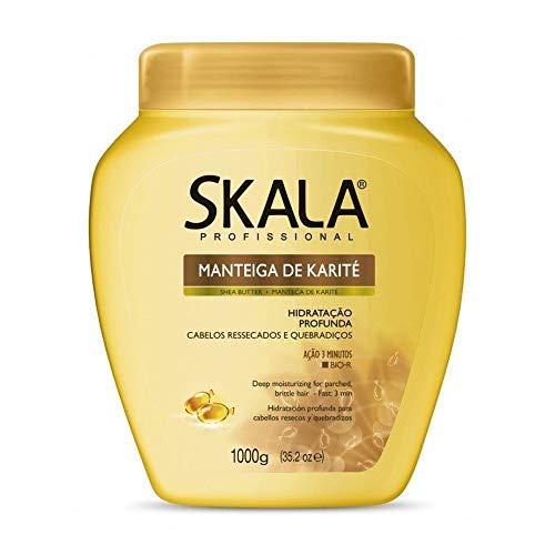 Creme de Tratamento 1 kg Manteiga de Karité, Skala, SKALA