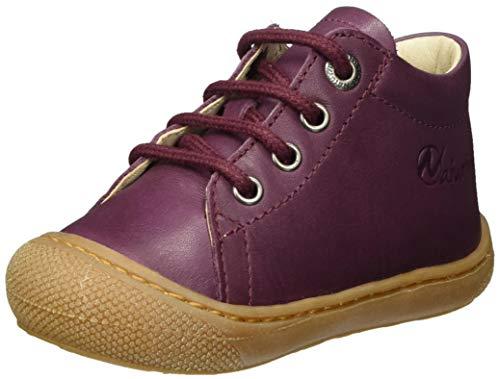 Naturino Cocoon pierwsze buty trekkingowe dla dziewczynek, fioletowy - Magnolia - 25 EU