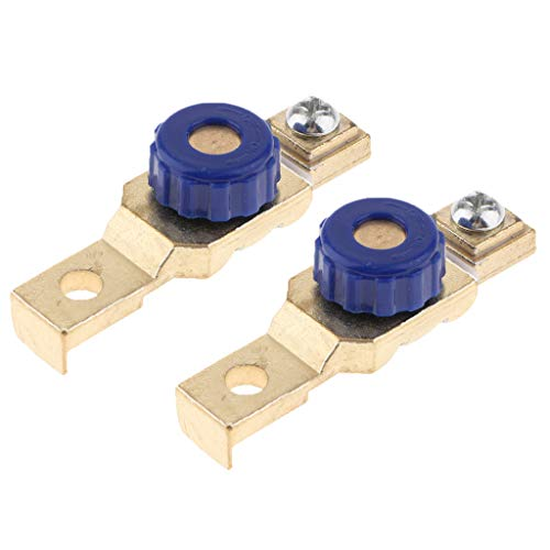 Sharplace 2X Interruptor Enlace Desconectador Aislador de Motor Fontanería Accesorio de Equipamiento Industrial