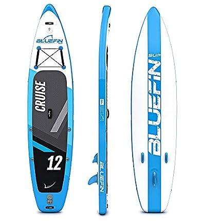 Bluefin Sup Cruise 12 Paquete de Tabla Paddle Surf