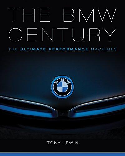 The BMW Century Hardcover Book