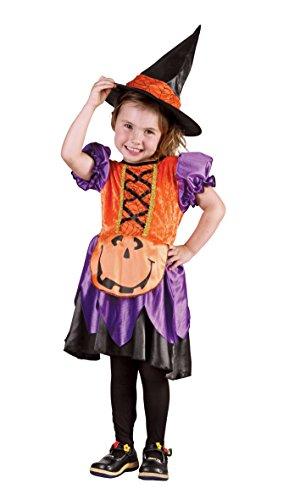 Boland 78088 – Costume de Citrouille sorcière Enfant