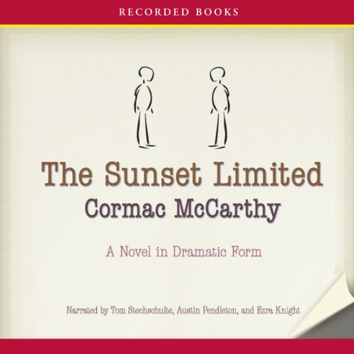 The Sunset Limited audiobook cover art