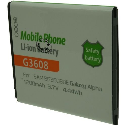 Otech bateria Compatible para Samsung SM-G361F Galaxy Core Prime VE