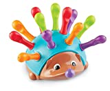 Learning Resources Spike The Fine Motor Hedgehog, Sensory, Fine Motor Toy, Easter Basket Toy, Ages 18 months+