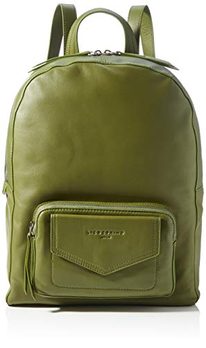 Liebeskind Berlin Damen Sara Backpack Rucksackhandtasche, Moss, Large