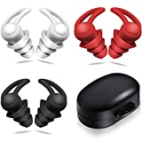 Best Earplugs For Concerts - 6 Pairs Soft Sleeping Ear Plugs Noise Canceling Review
