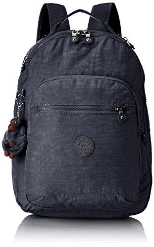 Kipling Clas Seoul, Large backpack, 45 cm, 25 Litres, Blue (True Navy)