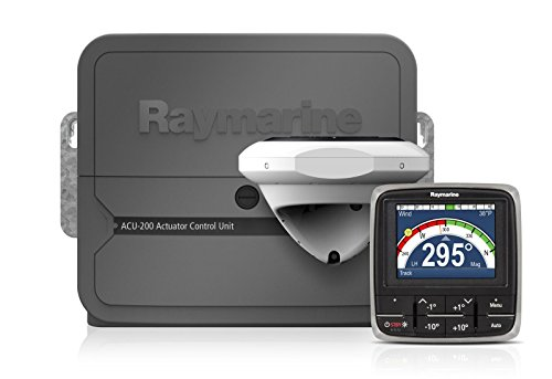Raymarine T70158 Pilote Automatique Mixte Adulte, Multicolore