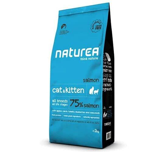 NATUREA Naturals Cat&Kitten Salmon 7KGS ✅