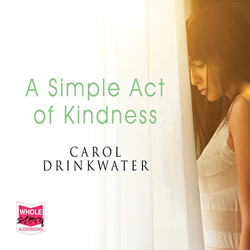 A Simple Act of Kindness audiobook cover art