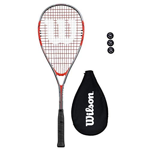 DUNLOP Biotec X-Lite Raqueta de Squash Series Varias Opciones