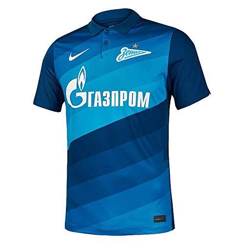 Nike Zenit San Petersburg Trikot Stadium Home 2020-21, blau, M