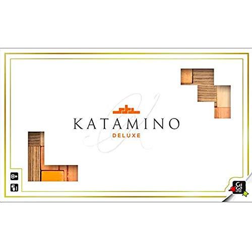 ギガミック(Gigamic) カタミノ デラックス Katamino Deluxe 日本語説明書 並行輸入品