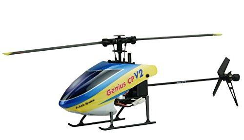 Walkera 25099 Genius CP 6 Kanal V2 3D, 2.4 GHz, DEVO7, RTF