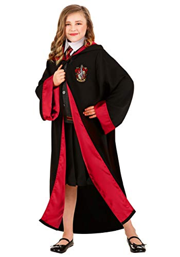 Deluxe Harry Potter Hermione Costume for Kids X-Large