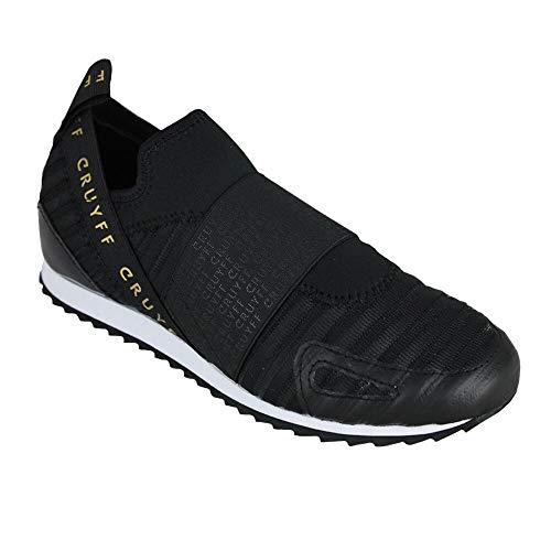 Cruyff Classics Elastico - Zapatillas Bajas Mujer Negro Talla 37