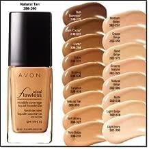 Avon Ideal Flawless Invisable Coverage Liquid Foundation Sand Beige SPF 15