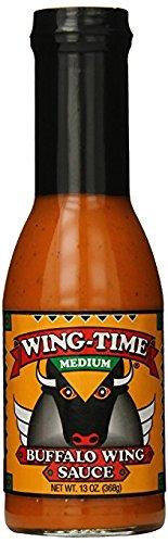New mart Wing Seasonal Wrap Introduction Time Buffalo Sauce Medium Ounce 1 of Pack 13
