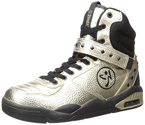 Zumba Fitness A1F00087, Zapatillas de Deporte para Mujer, Dorado (Gold