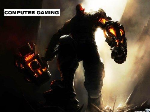 Computer Gaming (English Edition)