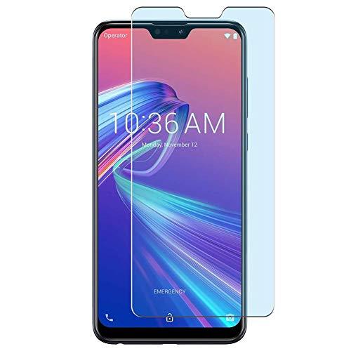 Vaxson 4-Pack Anti Luce Blu TPU Pellicola Protettiva, compatibile con Asus Zenfone Max Pro (M2) ZB631KL, Screen Protector Film [ Non Vetro Temperato ]