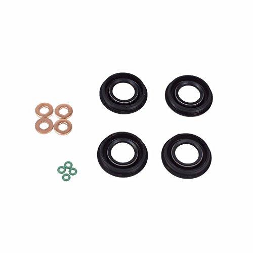Kraftstoff Injektor Dichtung Waschmaschine Halterung 1372494 Wippe Set by TK Car Parts
