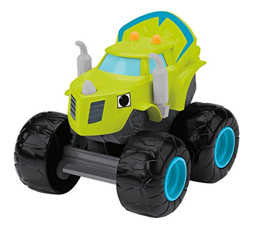 Blaze y los Monster Machines - Fisher-Price Zeg Zeg Parlanchín (Mattel DXB78)