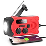 Best Solar Radios - Emergency Hand Crank Radio Weather Solar NOAA Radio Review