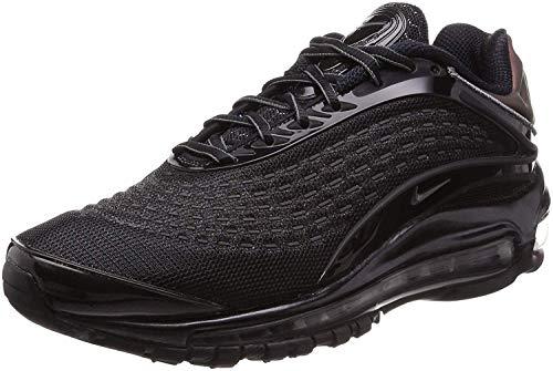 Nike Scarpe Uomo Sneaker Air Max Deluxe in Tessuto Nero AV2589-001