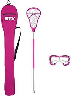 Lacrosse Unlimited STX Exult 200 Starter Set - Neon Pink